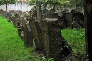 Jødiske Kirkegård i Josefov