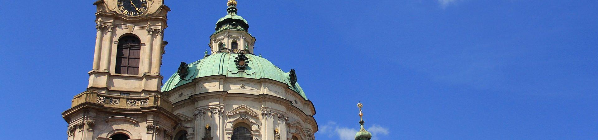 Sankt Nikolaj Kirke i Prag